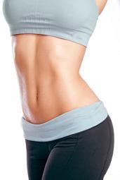 Excercises for the lower abdomen