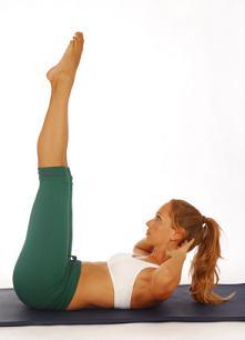Best Pilates exercise for the lower abdomen